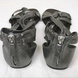 Cole Haan Shoes - $26 Bday Sale! Cole Haan Leather Twist Sandal